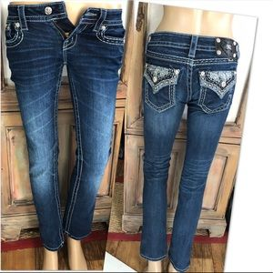 Miss Me jeans signature straight